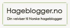 NORSKE HAVEBLOGGERE