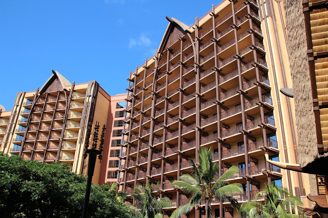 Disney's Aulani Resort, Hawaii