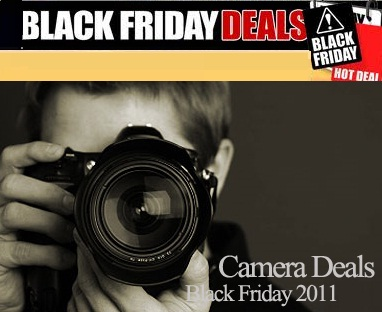Best Camera Deals for Black Friday 2011