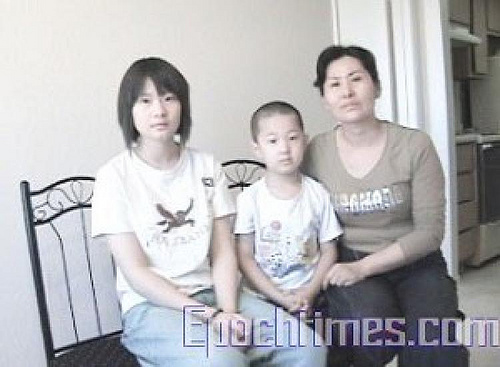 Gao's family visit him in Prison on 03-24