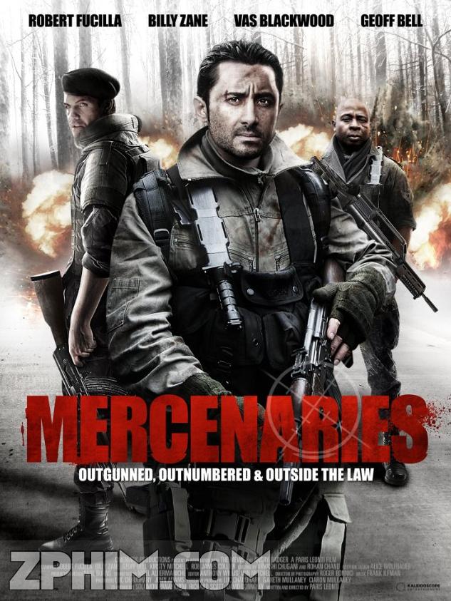 Lính Đánh Thuê - Mercenaries (2011) Poster
