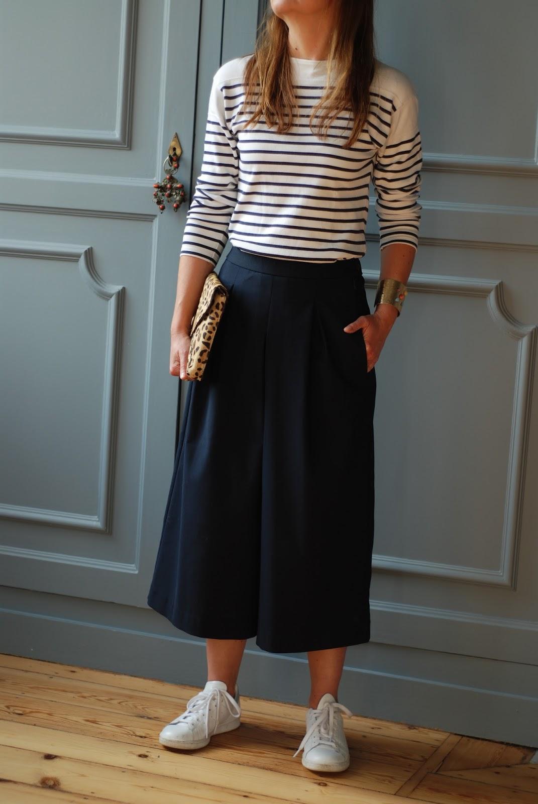 Valerie 39 s days la jupe culotte - J ai decide de ne plus porter de sous vetements ...