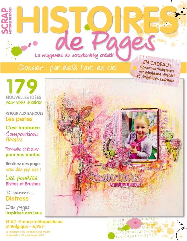 Sponsor: Histoire de Pages