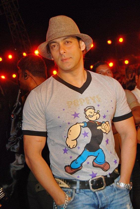 Salman Khan 2 Most Welcome To Bollywood World