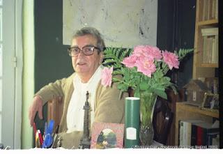 Gilbert Martineau en 1990
