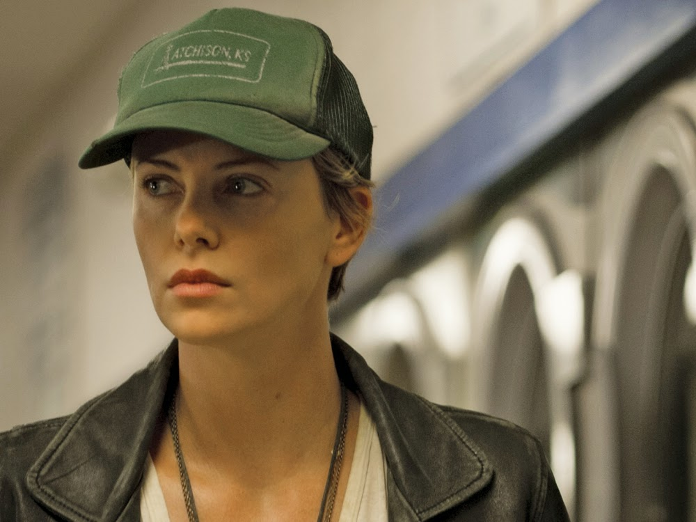 Charlize Theron (Libby Day) dans Dark Places, de Gilles Paquet-Brenner (2015)