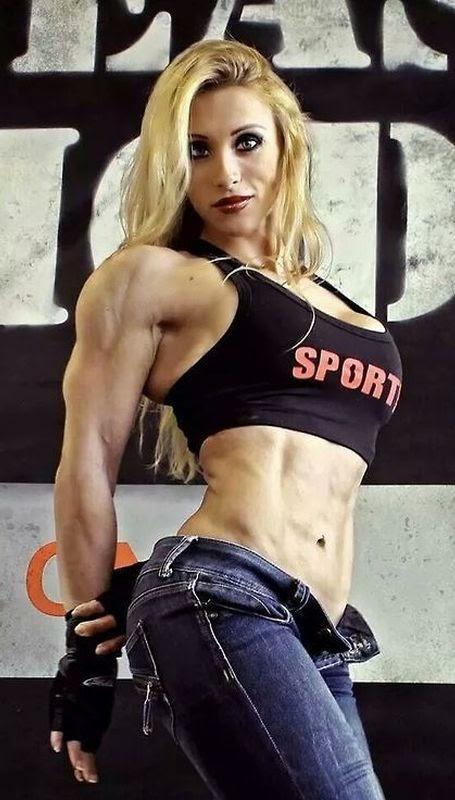 Susanna Tirpak - Female Fitness Models