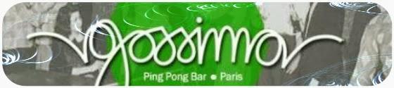 bar restaurant ping pong