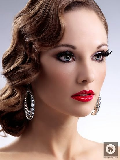 finger wave hairstyles - haircut