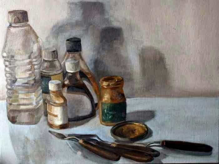 Традиционная живопись. Alex Jabore