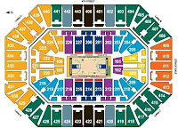 Bradley Center Layout