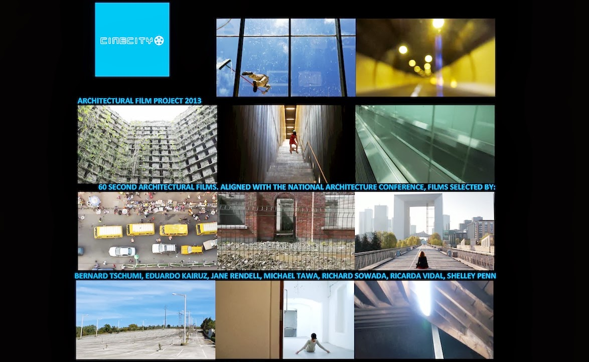 CINECITY ARCHITECTURAL FILM PROJECT