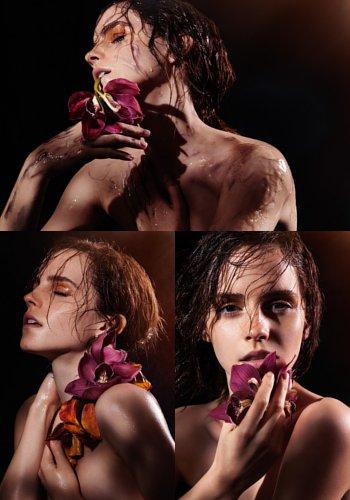 Demi Proyek Amal Emma Watson Foto Bugil