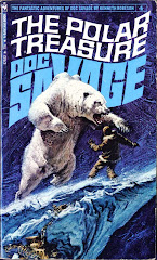'The Polar Treasure' (Doc Savage No. 4) by Kenneth Robeson