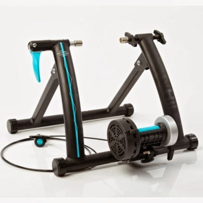 otra forma de correr rodillo para bicicleta btwin in ride