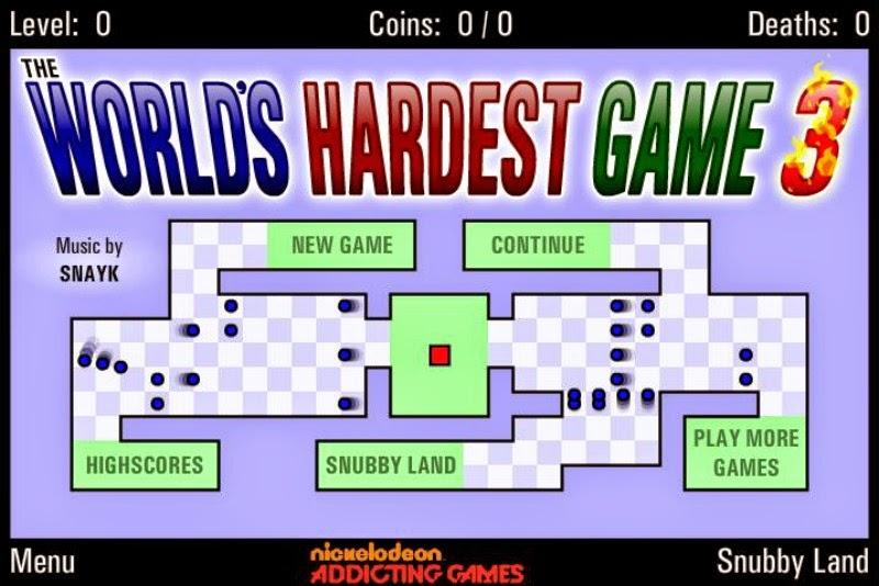 هل لديك الجرأة لتلعب أصعب لعبة في العالم