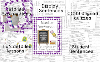 http://www.teacherspayteachers.com/Product/Mentor-Sentences-Unit-First-Ten-Weeks-656005