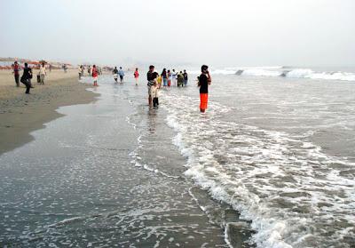 Picture of Cox's Bazar Sea Beach