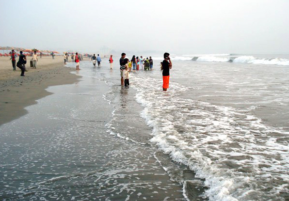 Picture of Cox's Bazar Sea Beach