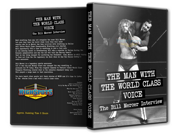 DVD Review: The Man With The World Class Voice Mercer