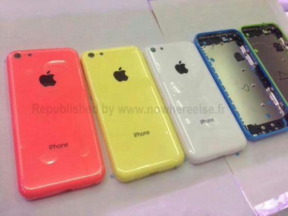 Gambar  Apple iPhone 5c