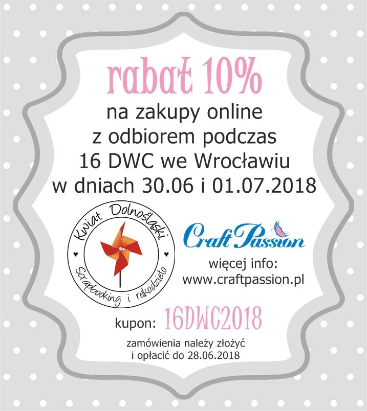 Rabat 10% / 10% Discount