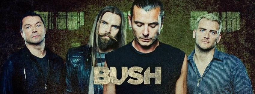 Bush - Gavin Rossdale 2013