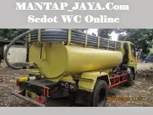 Jasa Tinja atau Sedot WC Babatan Surabaya Call 085100926151