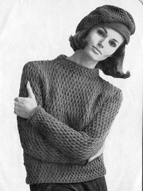 Knitting Patterns Free Vintage : The Vintage Pattern Files: September 2012