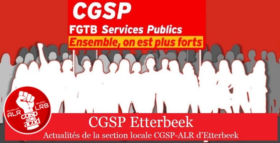 CGSP Etterbeek