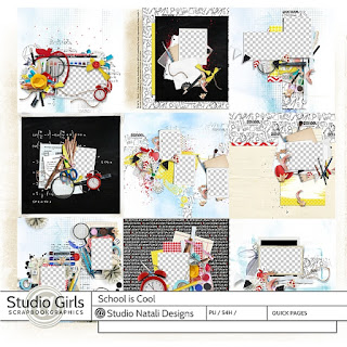 http://shop.scrapbookgraphics.com/School-is-Cool-Quick-Pages.html