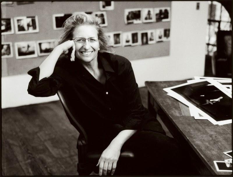 Un repaso a la obra de Annie Leibovitz