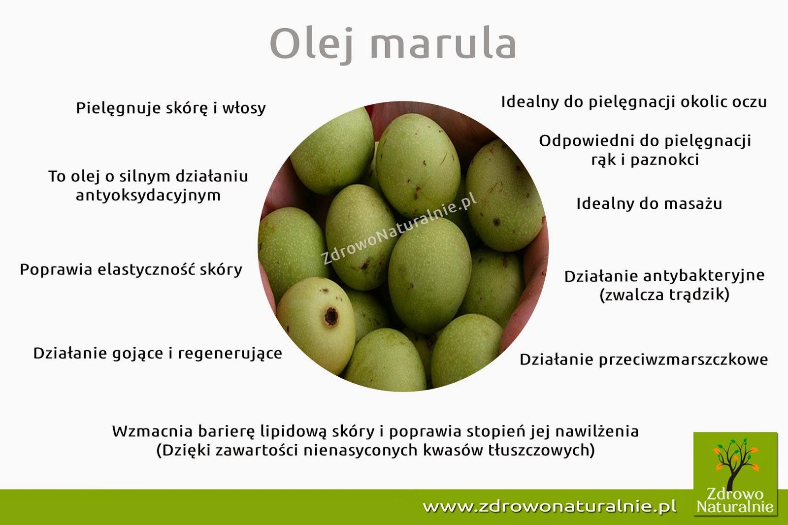 Olej marula
