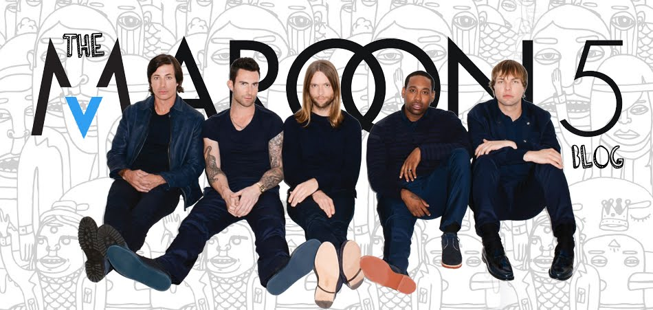 Maroon 5 Blog