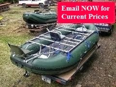 The Perfect Fishing Raft