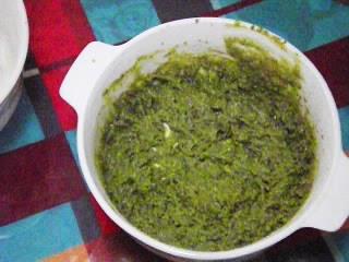 Creme pistache pour fourrer un gateau
