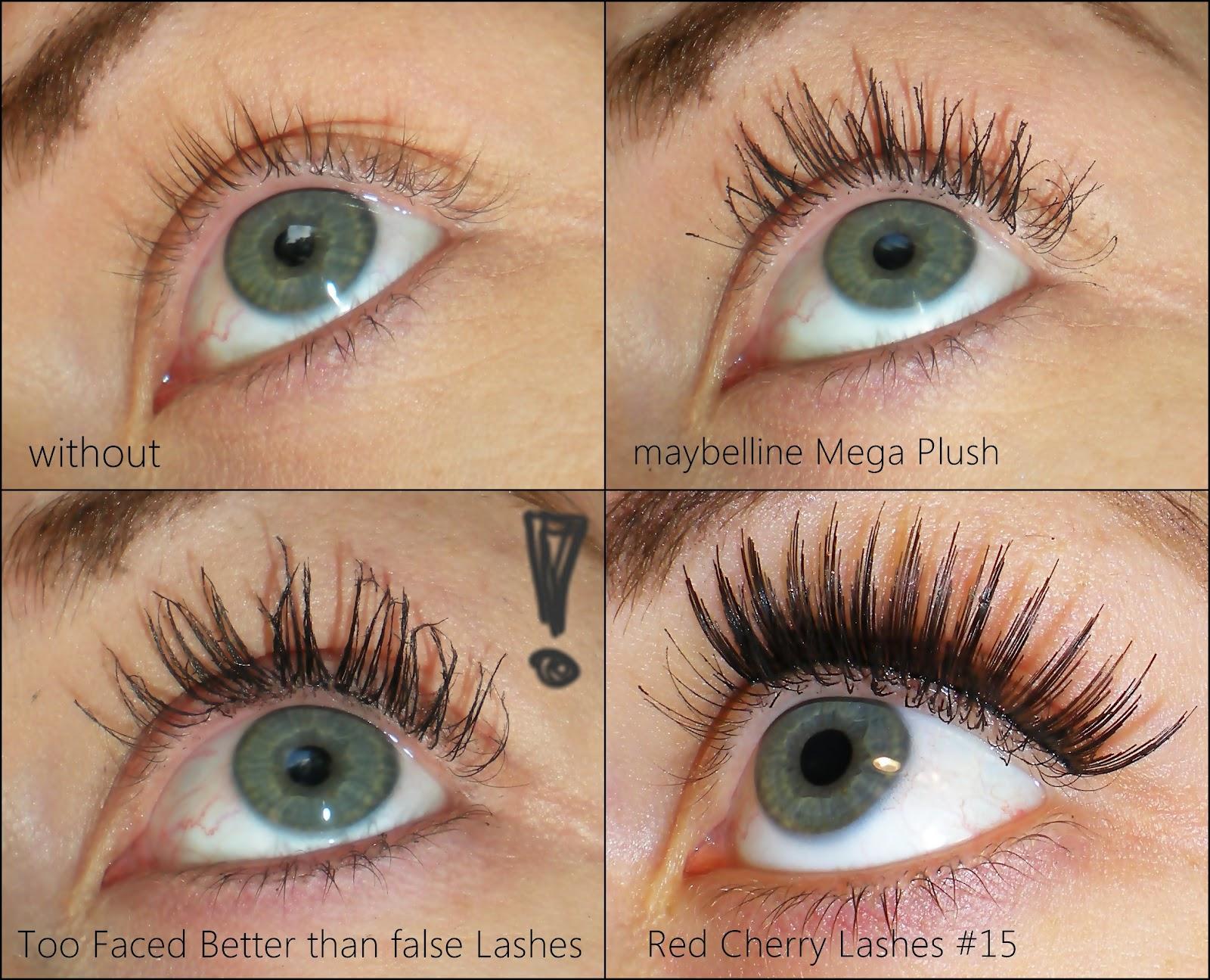 Good mat lipstick: Two faced better than false lashes mascara