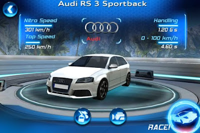 as3 Jogue Asphalt de graça e NÃO ganhe um Audi zerinho!