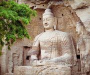 Buddhist tradition Yungang Grottoes