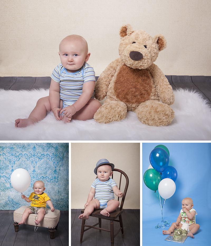 Sandra Jackson Photography Western PA Photographer Parker, PA child photography birthday session cake smash