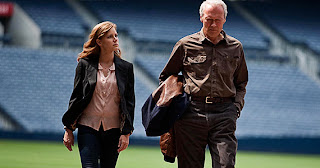 amy adams, clint eastwood, baseball movies, baseball scout, father, daughter