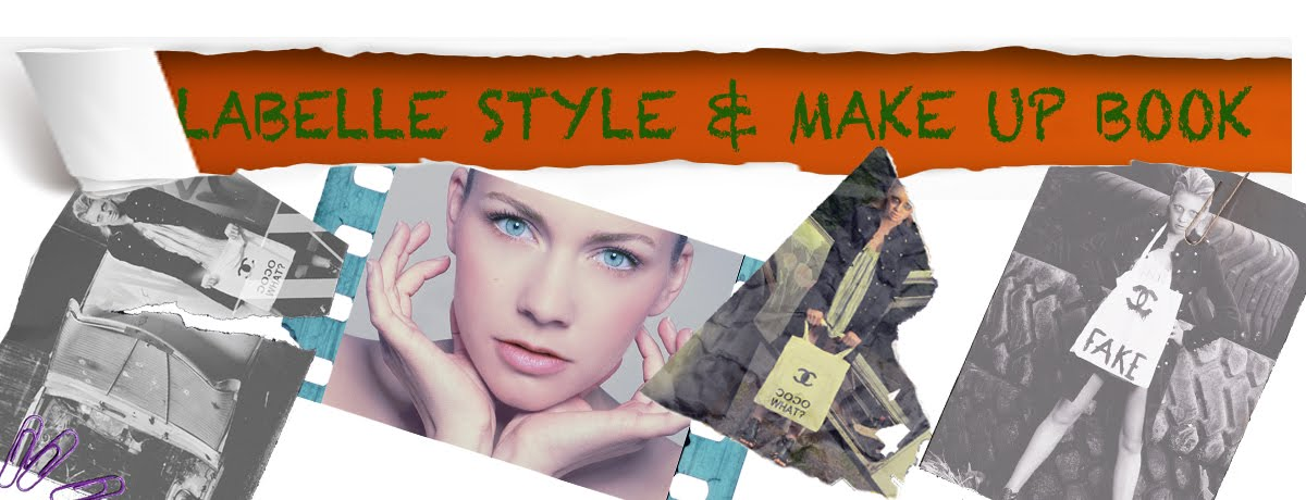 LABELLE STYLE & MAKE UP BOOK