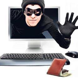 Pencurian di Internet Meningkat
