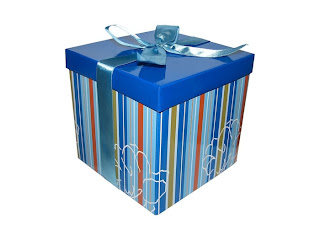 picture of wrapped gift