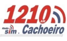 ouvir a Rádio Sim Cachoeiro AM 1210,0 Cachoeiro de Itapemirim ES