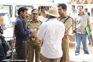 images of Mumbai Police malayalam film