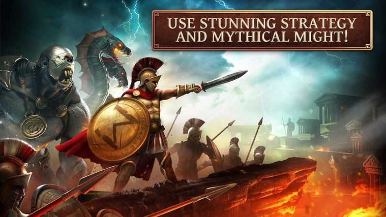 Age of Sparta for Windows Phone