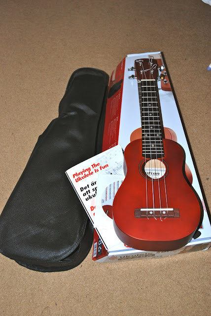 clifton lidl ukulele set