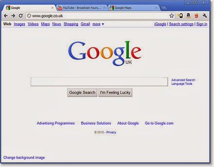 new version of google chrome