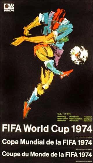Finale de la coupe du Monde de Football 1974 RFA